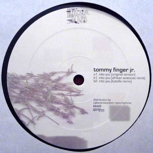 <a href=\'\'>Tommy Finger Jr.</a> - Into You (<a href=\'\'>Afrikan Sciences</a> remix)