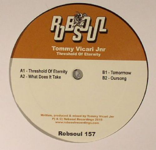 <a href=\'\'>Tommy Vicari Jr</a> - Threshold Of Eternity