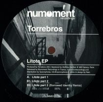 <a href=\'\'>Torre Bros</a> - Litote EP - (<a href=\'\'>Borrowed Identity</a> Remix)
