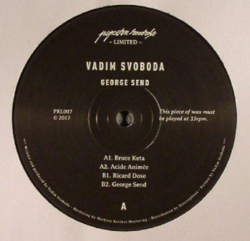 <a href=\'\'>Vadim Svoboda</a> - George Send