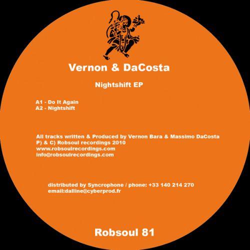 <a href=\'\'>Vernon & Dacosta</a> - Nightshift EP