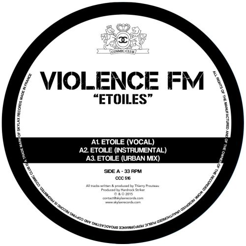 <a href=\'\'>Violence FM</a> - Etoiles Inc.Chez Damier