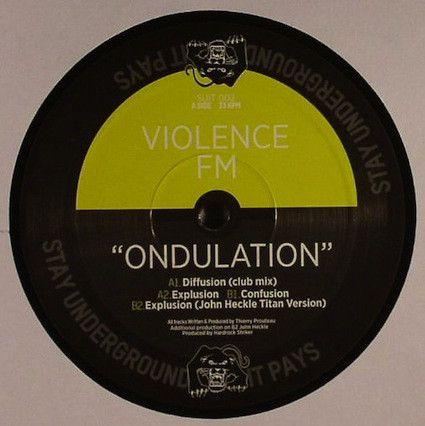 <a href=\'\'>Violence FM</a> - Ondulation EP (John Heckle remix)