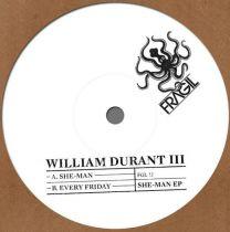 <a href=\'\'>William Durant III</a> - She-Man EP