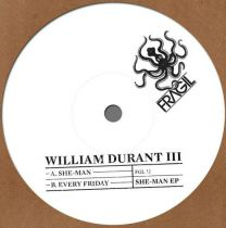 <a href=\'\'>William Durant III</a> - She-Man EP