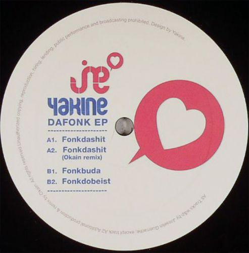 <a href=\'\'>Yakine</a> - Dafonk Ep (<a href=\'\'>Okain</a> remix)