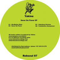 <a href=\'\'>Yakine</a> - Savor Da Flavor EP