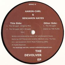 Aaron Carl & Benjamin Hayes - The Devolver Ep