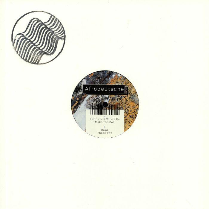 Afrodeutsche - RR 001