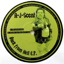AJ Scent - Back From Hell E.P.