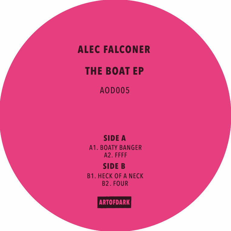 Alec Falconer -The BoatEP