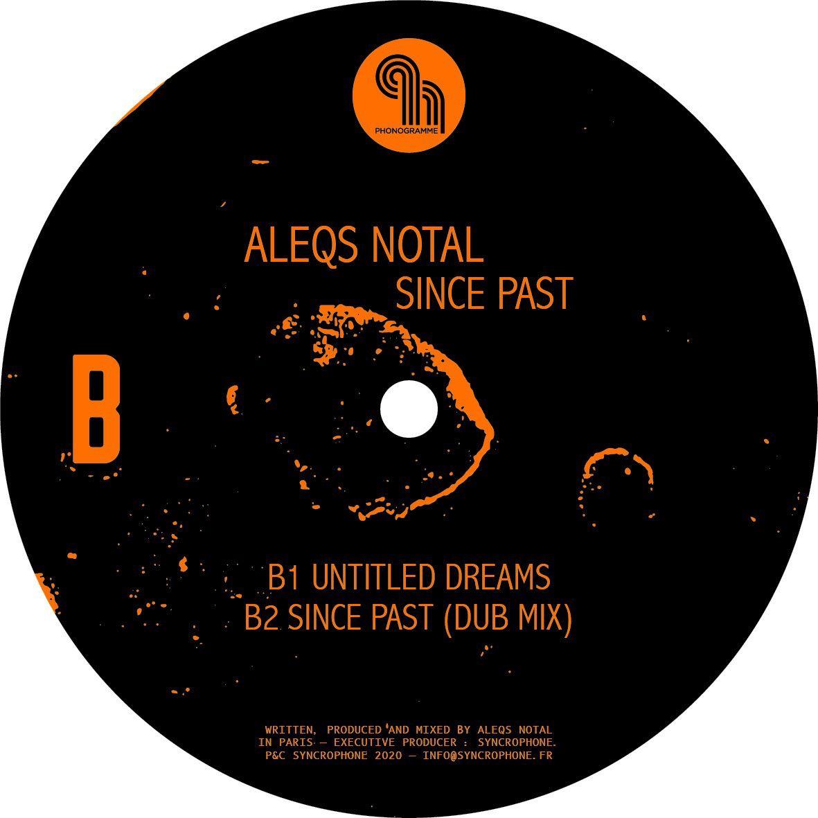 Aleqs Notal  - Since Past
