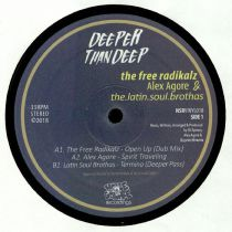 Alex Agore/Latin Soul Brothas/The Free Radikalz - Deeper Than Deep