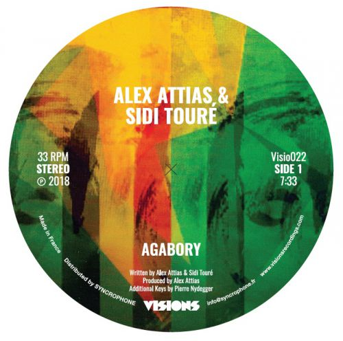 Alex Attias & Sidi Touré - Agabory (Joe Claussel Remix)