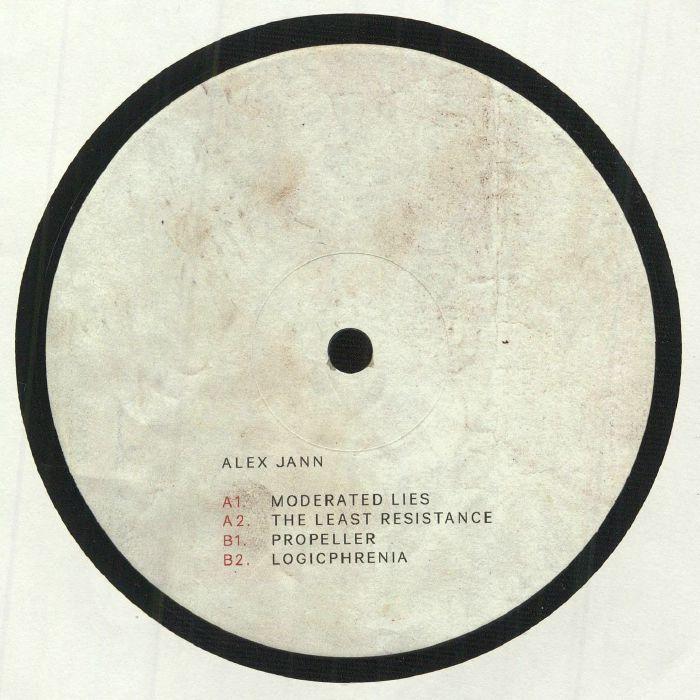 Alex JANN - Moderated Lies