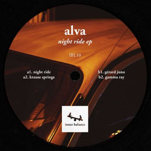 Alva - Night Ride EP