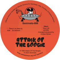 Andrew Kitchen - Attack Of The Boogie [official re-issue]