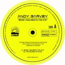 Andy Garvey - More Than Meets The Eye