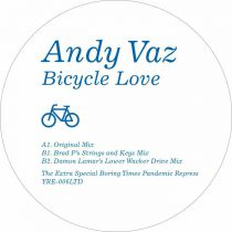 Andy Vaz - Bicycle Love