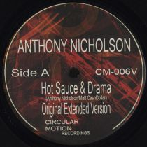 Anthony Nicholson - Hot Sauce + Drama