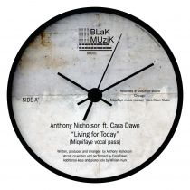 Anthony Nicholson - Living For Today