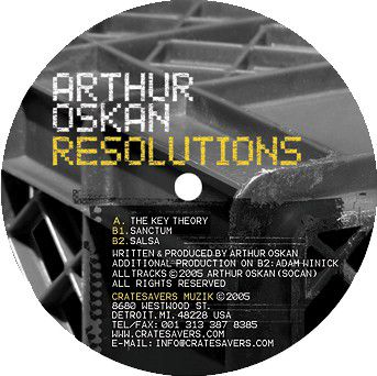 Arthur Oskan - Resolutions