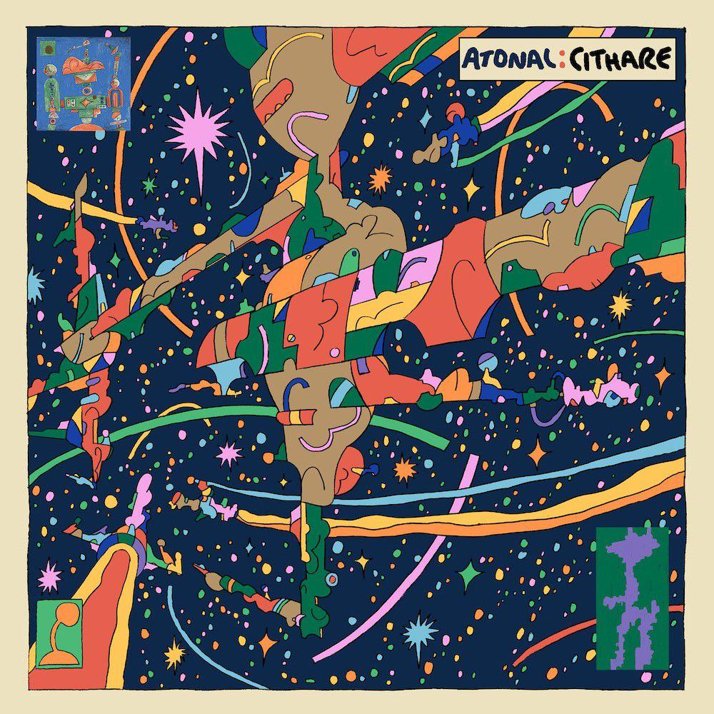 Atonal - Cithare