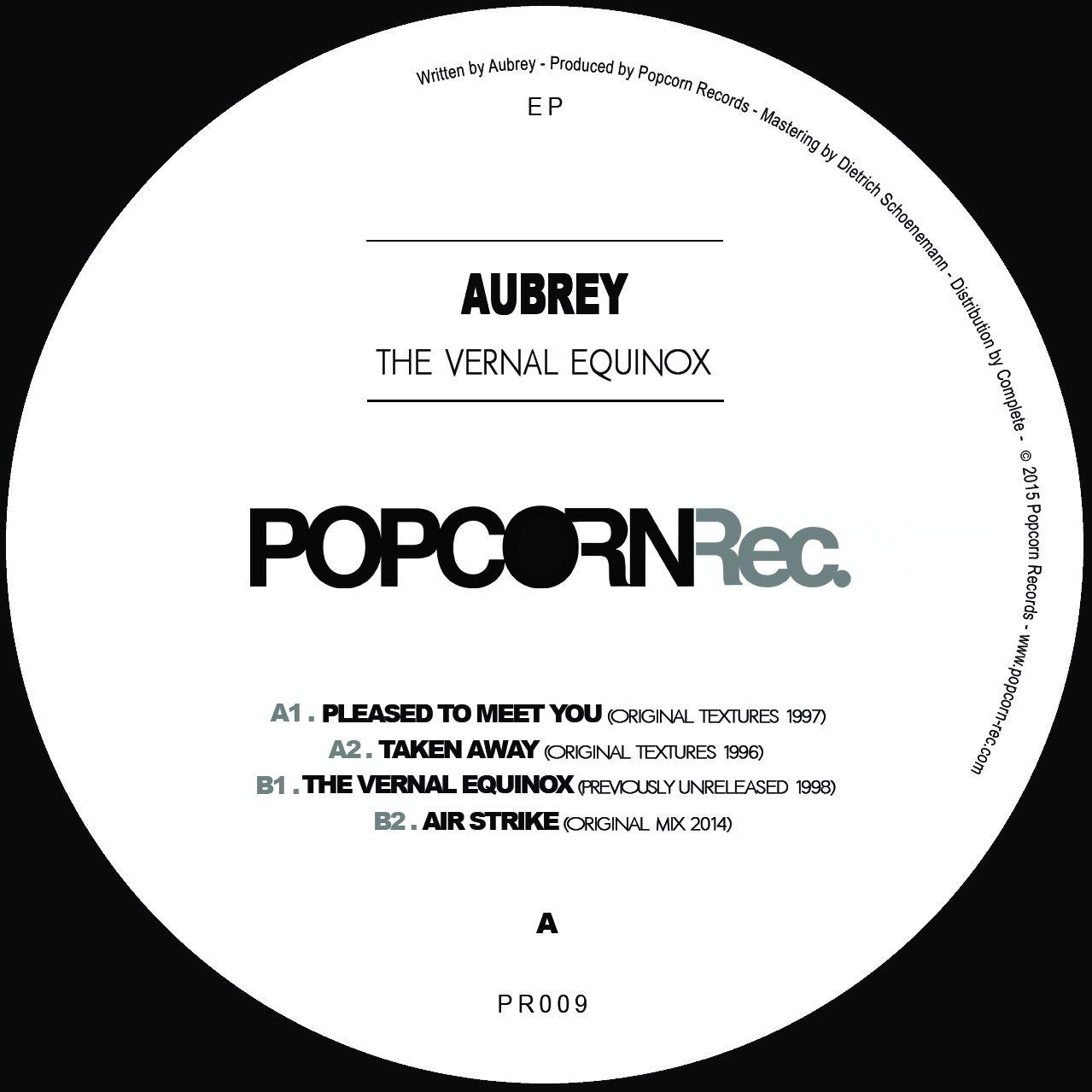 Aubrey - The Vernal Equinox [Repress]