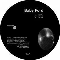 Baby Ford - Bford 08 (repress)