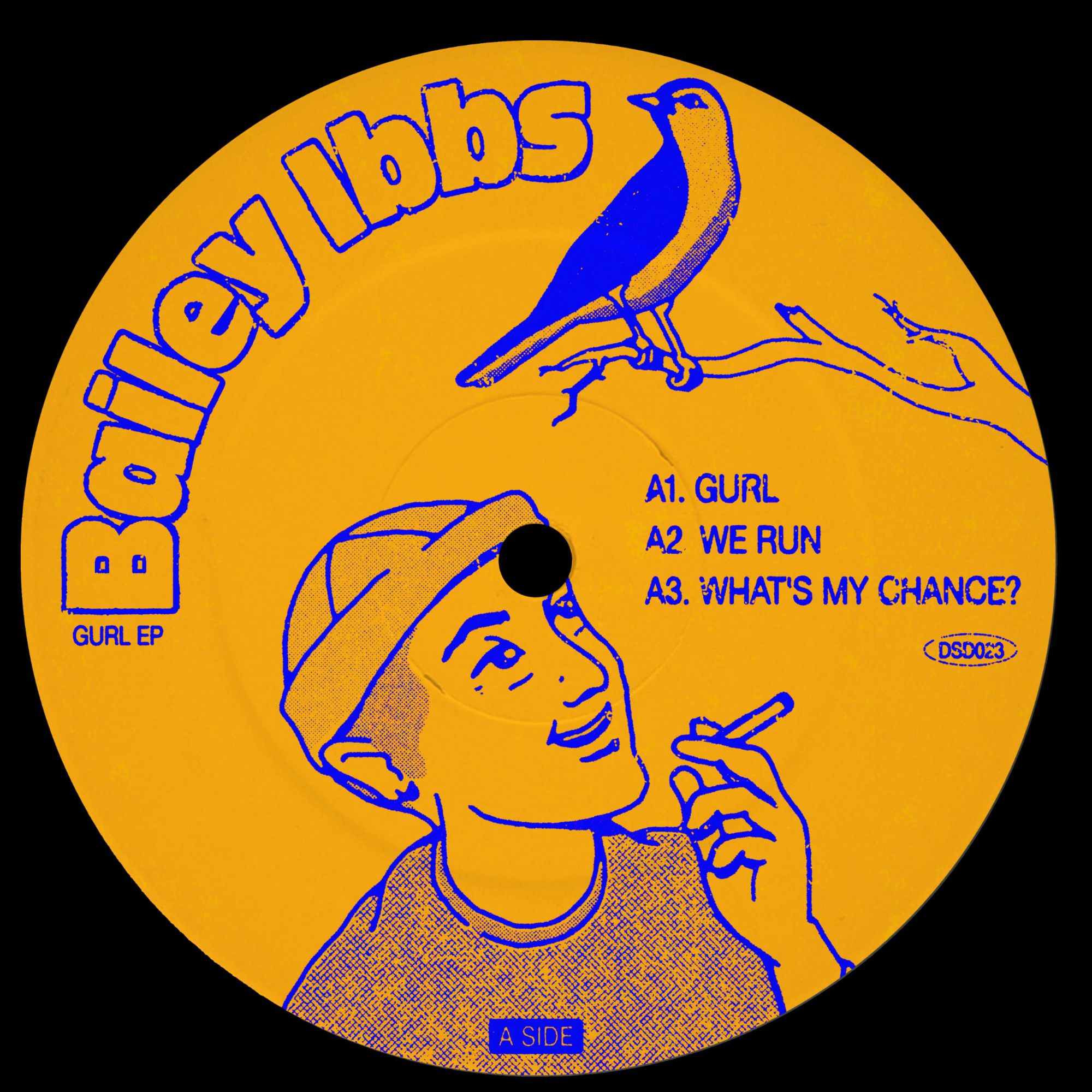 Bailey Ibbs - Gurl EP w/Denham Audio, AK Sports & Groovy D Mixes