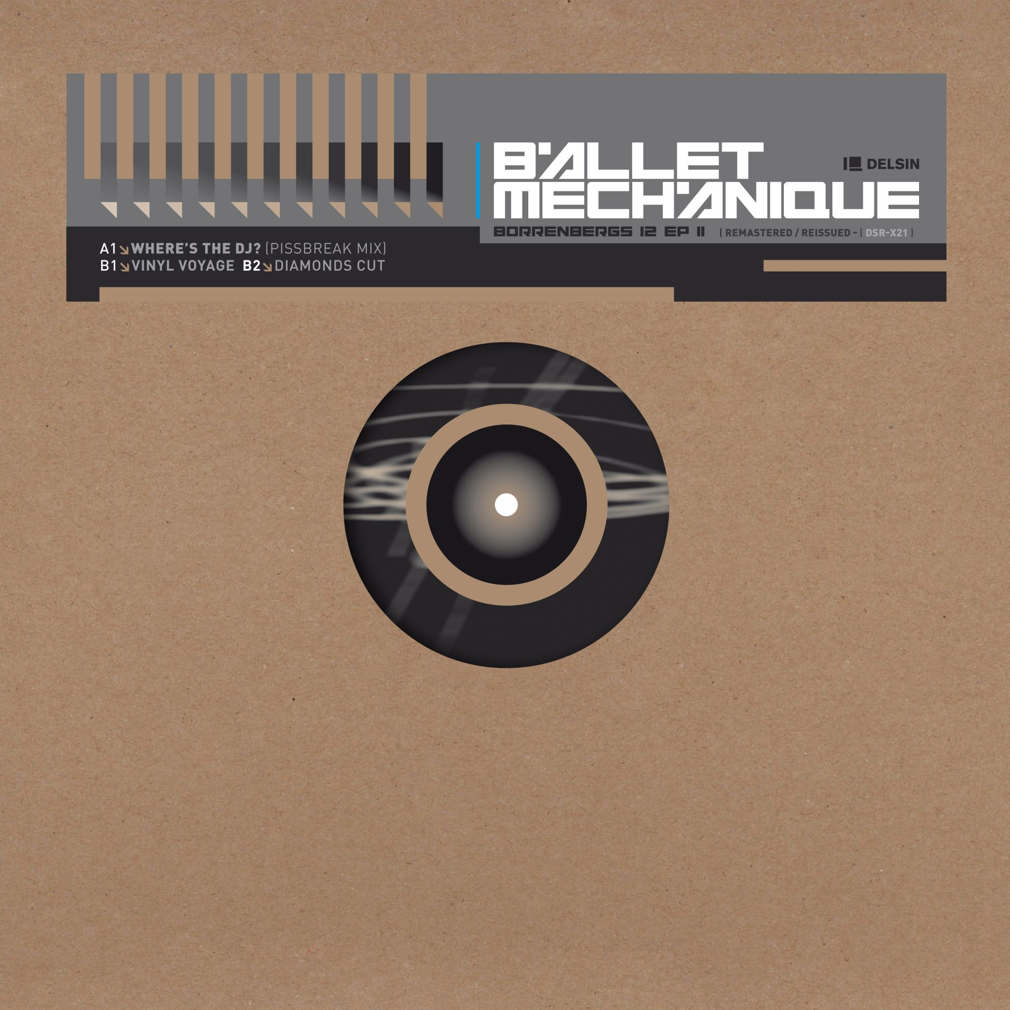Ballet Mechanique - Borrenbergs 12 EP II