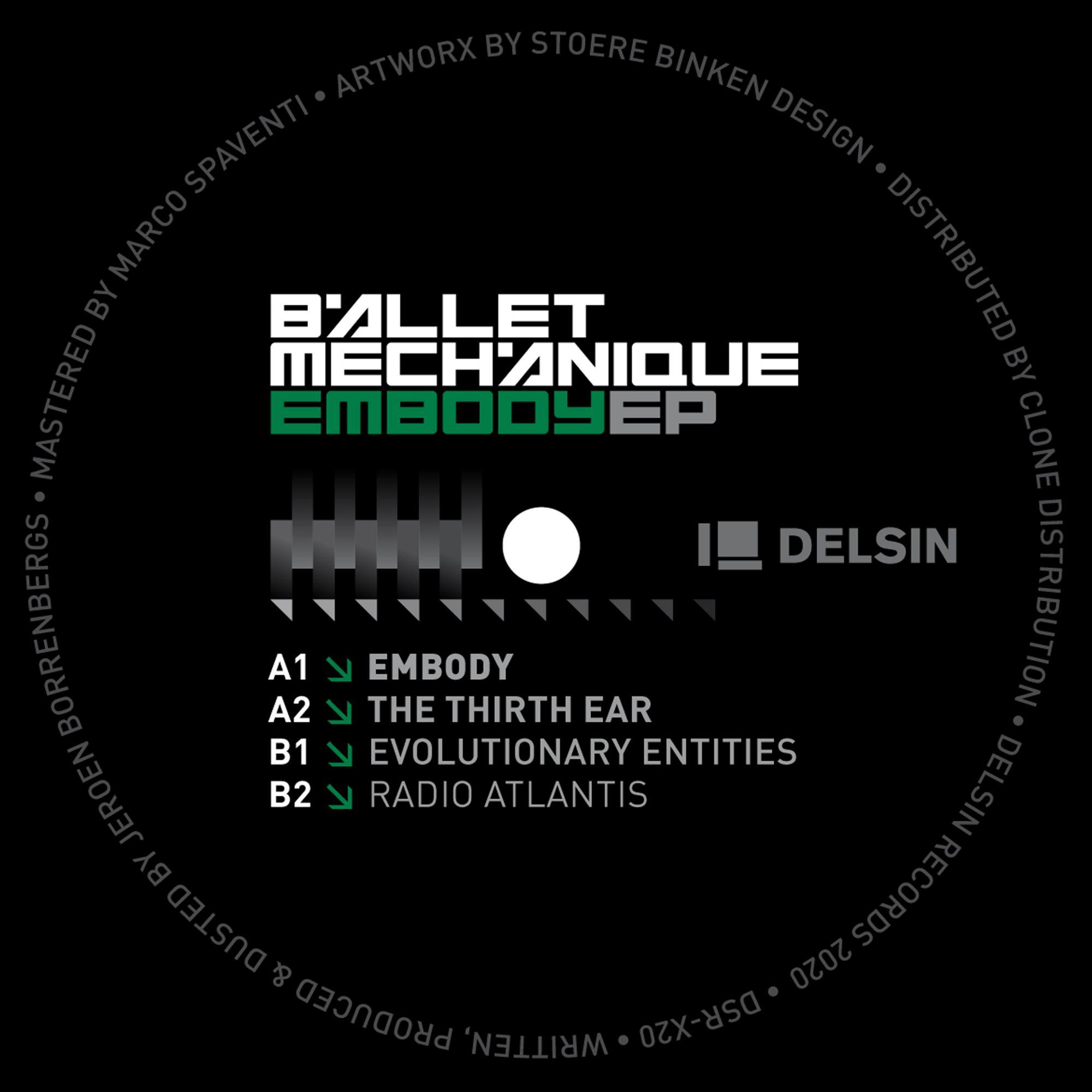 Ballet Mechanique - Embody Ep