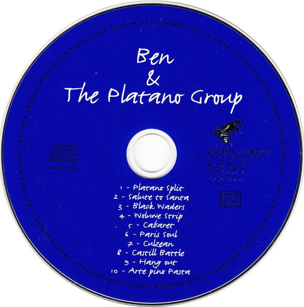 Ben & The Platano Group - Paris Soul