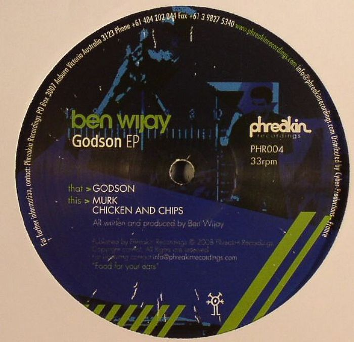 Ben Wijay - Godson EP