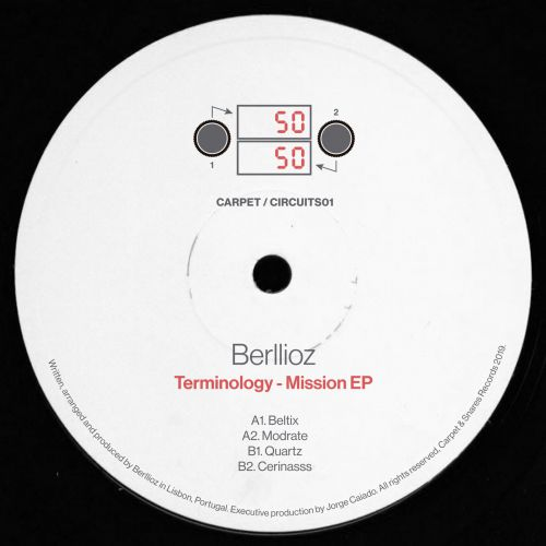 Berllioz - Terminology-Mission EP