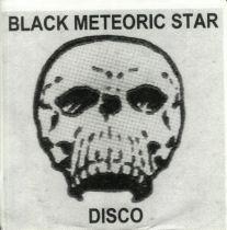 Black Meteoric Star - Disco