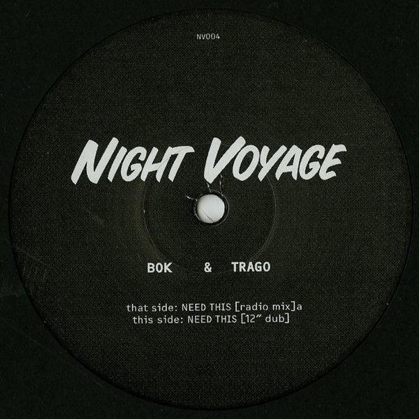 Bok Bok - Tom Trago - Need This