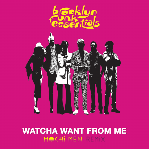 Brooklyn Funk Essentials - Watcha Want From Me (Mochi Men Remix)
