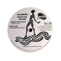 Cajmere – Dreaming EP