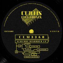 CEM3340 - Suburbs Disorder LP
