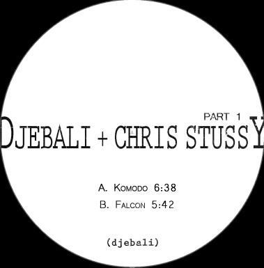 Chris Stussy & Djebali - Part#1 EP