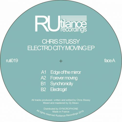 Chris Stussy - Electro city moving EP