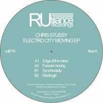 Chris Stussy - Electro city moving EP