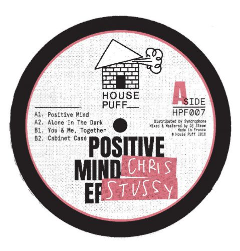 Chris Stussy - Positive Mind EP