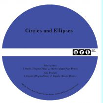 Circles & Ellipses - Opala / Impala EP As One,Morphology rmxs