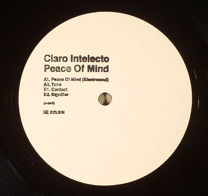 Claro Intelecto - Peace Of Mind