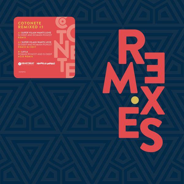 Cotonete – Remixed #1 DJ Deep And Romain Poncet Edit & Remix