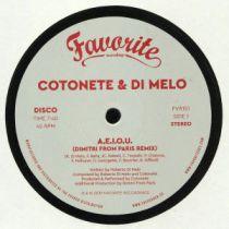 Cotonete / Di Melo - AEIOU