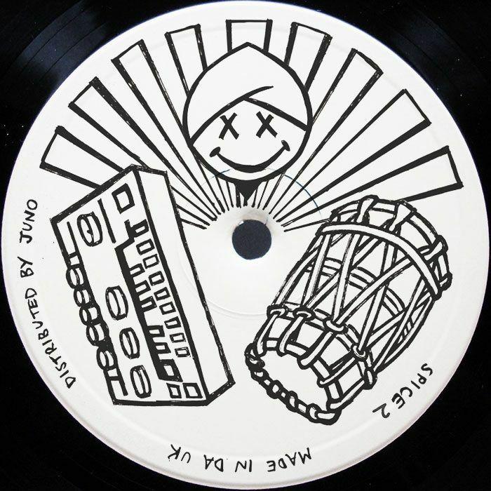 Cutmaster Singh - Acid Bhangra Rarities & Re Edits