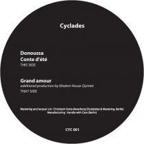 Cyclades - Donoussa EP